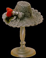Декоративная шляпка CAP 724F продажа Киев,