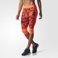 Женские бриджи для бега Adidas Sn 3|4 Gtight W