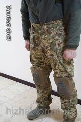 Trousers demi-season Hill Battalion commander