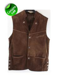 Vest suede from Rascher 759010