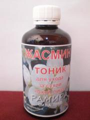 Tonic a jasmine, for care of dry face skin. 200