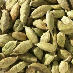 Cardamom the whole natural