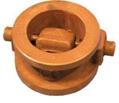 Backpressure pig-iron valve 19ch21br
