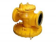 Регуляторы давления газа РДУК-2Н(В)-50, 2Н(В)-100,