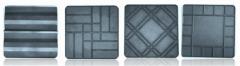 Пресс-форма для полимерпесчаной тротуарной плитки