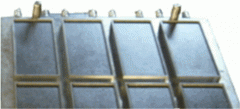 Пресс-форма для производства плитки тротуарной