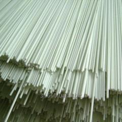 Cores are fiberglass