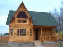 Дома срубы деревянные Яремча - цены от самого
