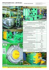Spare parts to machines LPD, the pressing
