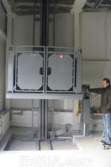 The elevator - a platform carg