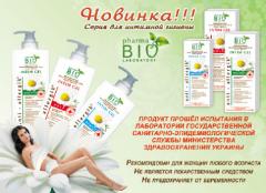 Серия для интимной гигиены Pharma BIO Laboratory