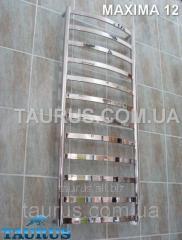 Water Maxima 12 / 1250 x 400 heated towel rail of