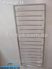 Corrosion-proof Prestige 15/500 heated towel rail.