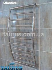 Mm Atlantica 9 / 1050 x 450 heated towel rail.