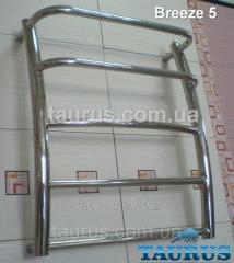 Breeze 5/2/400 heated towel rail.