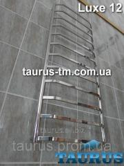 The Luxe 12 heated towel rail (1250 x 500 mm) the