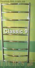 Новый классический полотенцесушитель серии Classic