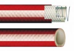 PVC sleeve corrugated FOOD 51F (Ser.042) (50 m)
