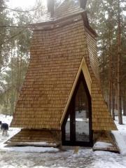 Mansard roof - gon