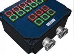 Посты управления взрывозащищенные кнопочные