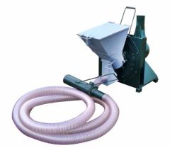 Feed grinders Universal pneumocrushers of UPD-11,