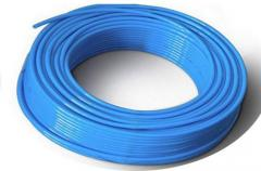 Tube 10kh8kh1-30m PAS (blue) Spiral (85mm*30m)