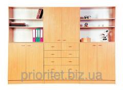 Wall furniture Dnieper-1 (80405)