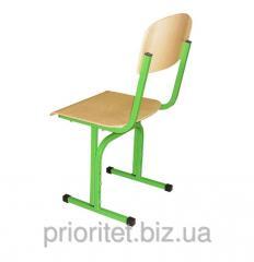 Chair children's adjustable height (0290)