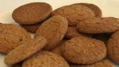 Oatmeal Cookies package 400 gr EXPORT