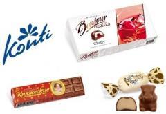 Candies Tm Conti Belissimo caramel cream 255