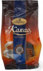 Cocoa Silver label of 100 g EXPORT