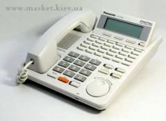 KX-T7433, Системный телефон, АТС Panasonic