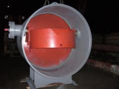 Backpressure valve 19s70nzh