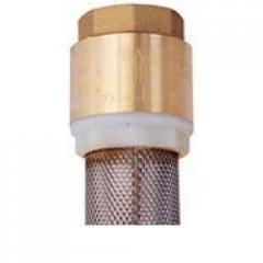 """Обратный клапан с фильтром грубой очистки 1""""..."""