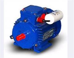 Электродвигатели однофазные серии АИР