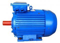 Асинхронные электродвигатели с короткозамкнут