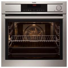 The built-in oven of Aeg BS 731440 NM