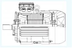Электродвигатели серий 5АМ,  АИР,  АИ,  5А