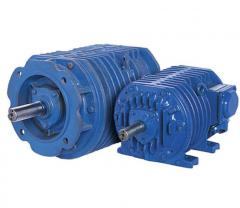 Electric motors automated workplaces series,