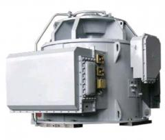 Электродвигатели вертикальные типа ВАНЗ-5А