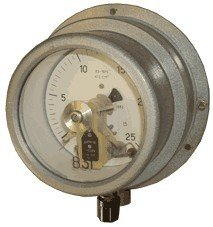 The manometer explosion-proof signaling Ve16-Rb