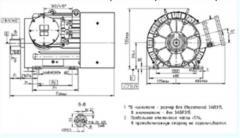 Двигатели асинхронные взрывозащищенные 3АВ315, 3АВР315