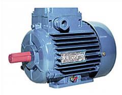 Двигатели асинхронные взрывозащищенные серии АИМ, АИММ 90-280, АИУ 90-250 и ВАИУ 112-200