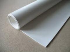 Пластина резиновая силиконовая, ширина рулона