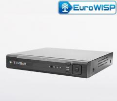 Сетевой видеорегистратор Tecsar NVR12-8F0P-H/2