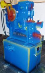 Guillotinas mecánicas para cortar el metal