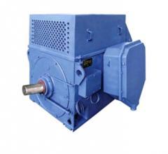Silniki elektryczne asynchroniczne DAJeR 560 u-4UHL2, u-560 DAJeRV 8UHL2 i DAE 4-560 x-6 Ukhl2