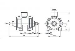 Электродвигатели постоянного тока типа П280МП2Г,