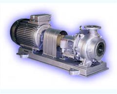 Units pump AHO type
