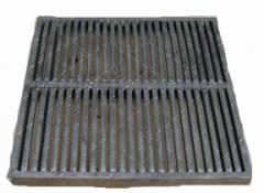 Pig-iron livnestokovy lattice for transitions of
